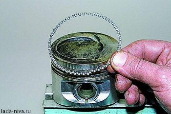 расширитель маслосъёмного кольца