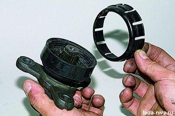 Ремонт раздатки на Ниве 21213, как отцентровать, регулировка своими руками с видео