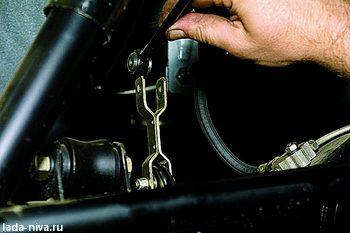 Регулятор давления тормозов (колдун) - проверка и регулировка Нива ВАЗ 21213, 21214, 2131 lada 4x4