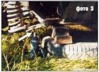 Усиление подвески (установка жёстких проставок, волговских пружин, дополнительных амортизаторов) Нива ВАЗ 21213, 21214, 2131 lada 4x4