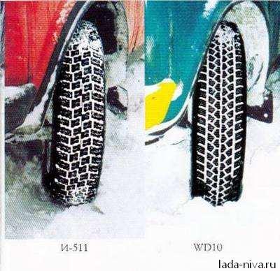 зимние шины - лидеры теста