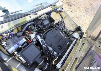 дизельный двигатель Пежо для нивы