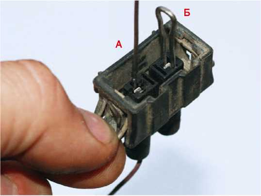 как подсоединять провода к разъёмам