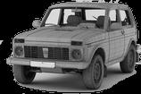 автомобиля Нива ВАЗ 21213,