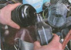 замена жидкости гидроусилителя